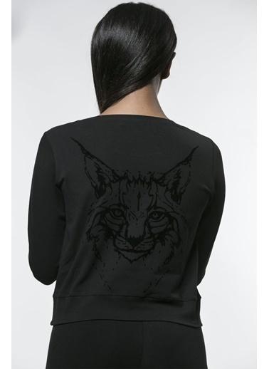 Letoon Sweatshirt Siyah